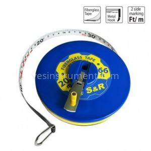 Рулетка S&R Fiberglass Tape (20 м)