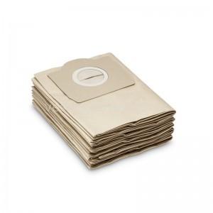 Бумажные фильтр-мешки к пылесосу Karcher WD3 (5 шт)