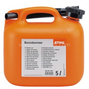 Канистра Stihl / 5 л (оранжевая)