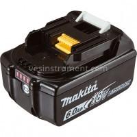 Аккумулятор Makita BL1860B / LXT Li-ion 18.0 В (6.0 А)