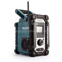 Аккумуляторный радиоприемник Makita DMR107 / CXT LXT 7.2-18.0 В
