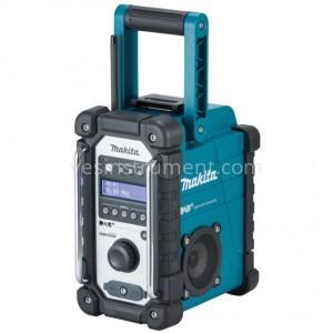 Аккумуляторный радиоприемник Makita DMR110 / CXT LXT 7.2-18.0 В