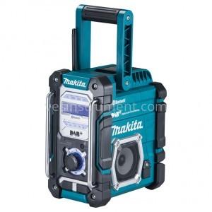 Аккумуляторный радиоприемник Makita DMR112 / CXT LXT 7.2-18.0 В