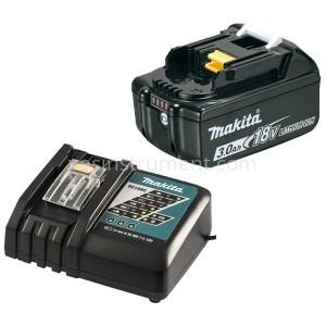 Набор Makita LXT (191A24-4) / аккумулятор BL1830B / зарядное DC18RC
