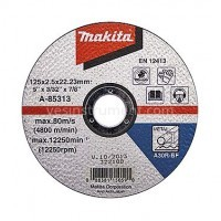 Диск отрезной по металлу Makita A30R BF 125/2.5