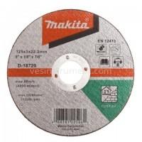 Диск отрезной по камню Makita C30S BF 125/3.0
