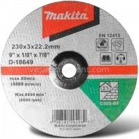 Диск отрезной по камню Makita C30S BF 230/3.0