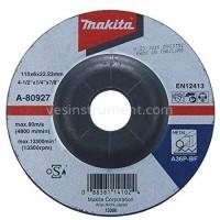 Диск зачистной по металлу Makita A36P BF 115/6.0