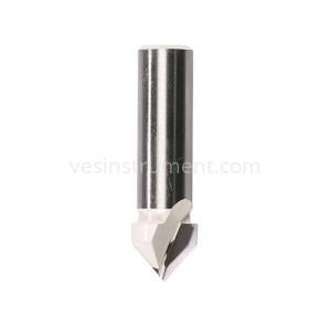 Фреза Makita 12.7x12.7x44.7 V-образная / 2 ножа