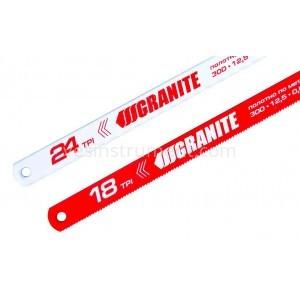 Полотно ножовочное GRANITE / 24Т Bimetal (300 мм)