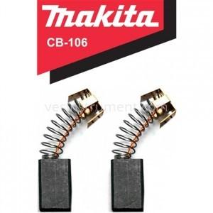 Щетки угольные Makita CB-106 / 14.8х10.0х6.0 мм
