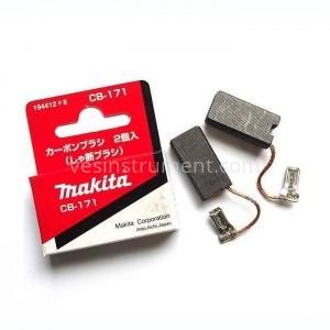Щетки угольные Makita CB-171 / 26.6х8.4х6.5 мм