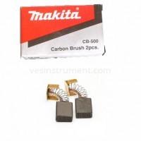 Щетки угольные Makita CB-500 / 17.0х13.5х6.5 мм