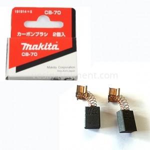 Щетки угольные Makita CB-70 / 10.8х8.0х5.0 мм