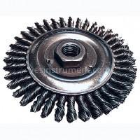 Щетка торцевая Makita / сталь (125 мм)