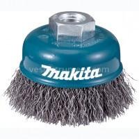 Щетка чашечная Makita / сталь (75 мм)
