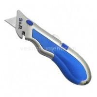 Нож строительный S&R / 165 мм