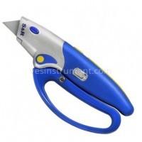 Нож строительный S&R / 175 мм