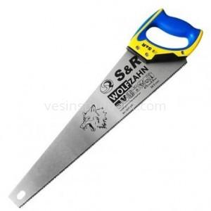 Ножовка по дереву S&R / 475 мм (11 зуб/дюйм)