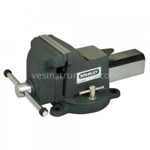 Тиски слесарные Stanley Maxsteel / 95 мм