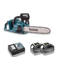 Аккумуляторная цепная пила Makita DUC353 / LXT (18.0 + 18.0)