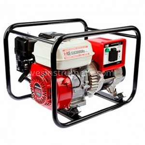 Генератор бензиновый Daishin SGA3001HA / 2.2 кВт