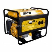 Генератор бензиновый RATO R5500D / 5.5 кВт