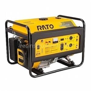 Генератор бензиновый RATO R6000D / 6 кВт