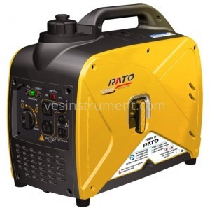 Генератор инверторный RATO R1250iS / 1.1 кВт