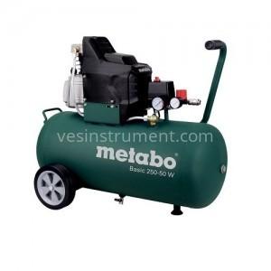 Компрессор Metabo Basic 250-50 W / 8 Бар (1500 Вт)