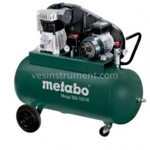 Компрессор Metabo Mega 350-100 W / 10 Бар (2200 Вт)