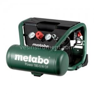 Компрессор Metabo Power 180-5 W OF / 8 Бар (1100 Вт)
