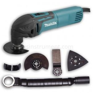 Многофункциональный инструмент Makita TM3000CX1 / 320 Вт