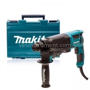 Перфоратор Makita HR2630 / 2.4 Дж (800 Вт) SDS-Plus