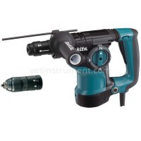 Перфоратор Makita HR2811FT / 2.8 Дж (800 Вт) SDS-Plus