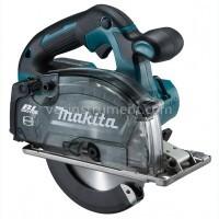 Аккумуляторная ручная дисковая пила Makita DCS553Z / Ø150 мм (LXT 18.0 В) без АКБ