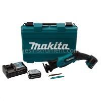 Пила сабельная аккумуляторная Makita JR103DWYE / CXT 10.8 В (1.5 А)