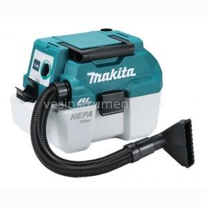 Аккумуляторный пылесос Makita DVC750LZ / LXT 18.0 В (без АКБ)