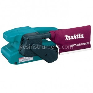Ленточная шлифовальная машина Makita 9910 / 457х76 мм (650 Вт)