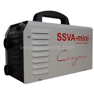 Сварочный инвертор SSVA-mini Самурай MMA / 160А / 4.0 мм