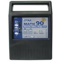 Автомобильное зарядное устройство DECA STAR MATIC 90 / 12 В (6 А)